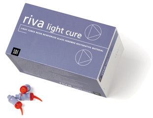 riva light cure/HV